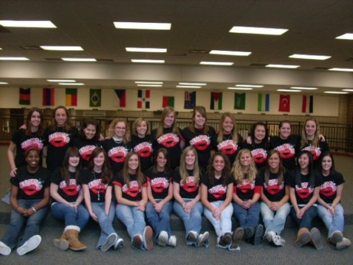 Seniors 09! T-Shirt Photo