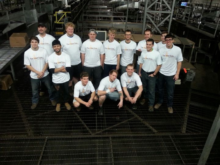 Ups Workers United In Grand Rapids  T-Shirt Photo
