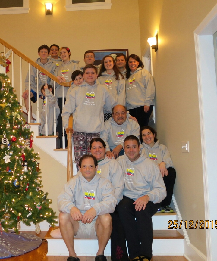 Mata Family   Ecuadoreans At Heart T-Shirt Photo