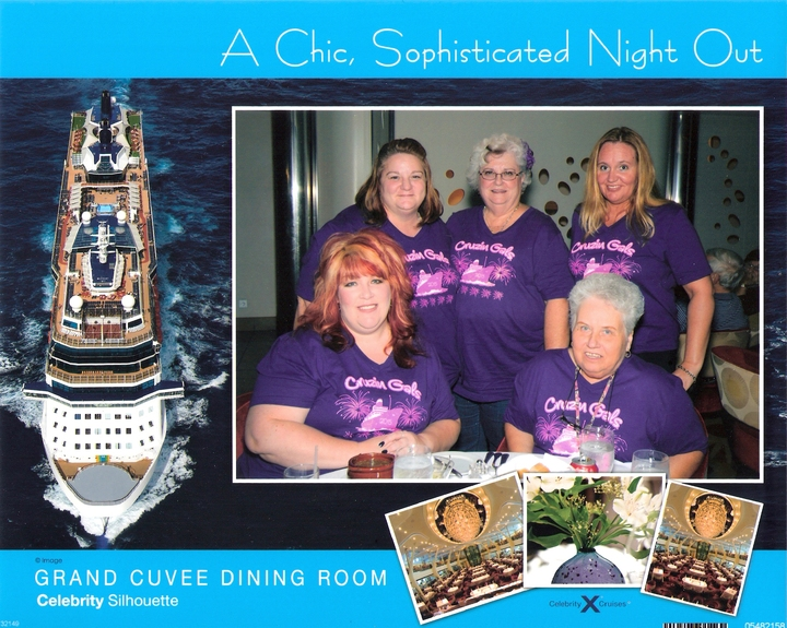 Cruzin Gals T-Shirt Photo