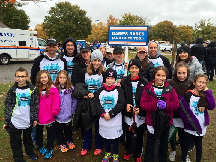 Jdrf One Walk To Cure Diabetes T-Shirt Photo