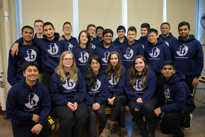 Ib Class Of 2016 T-Shirt Photo