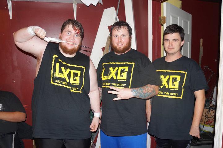 Pro Wrestling With Custom Ink T-Shirt Photo