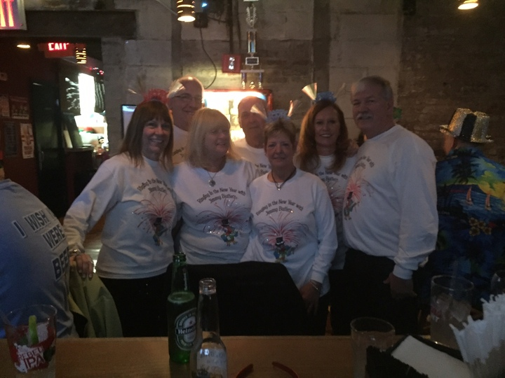 Jimmy Buffet   New Years Eve T-Shirt Photo