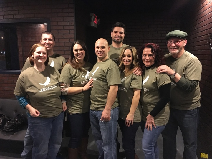 Escape Room Buffalo, Ny  T-Shirt Photo