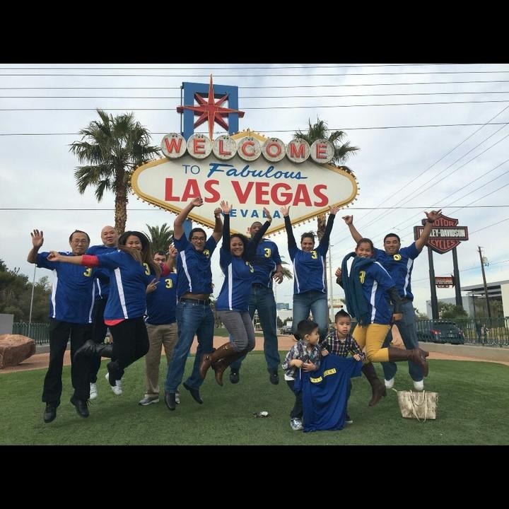 Vegas Trip 2016 T-Shirt Photo