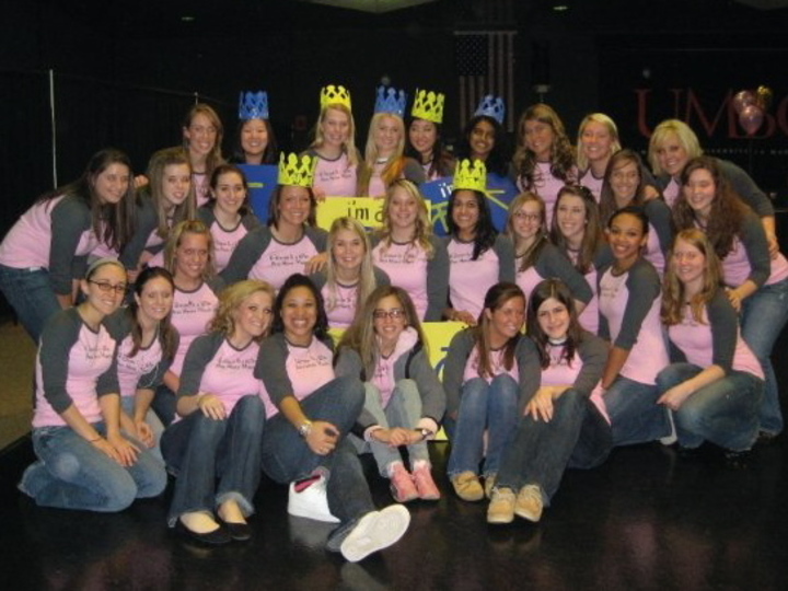 Phi Sigma Sigma Bid Day! T-Shirt Photo
