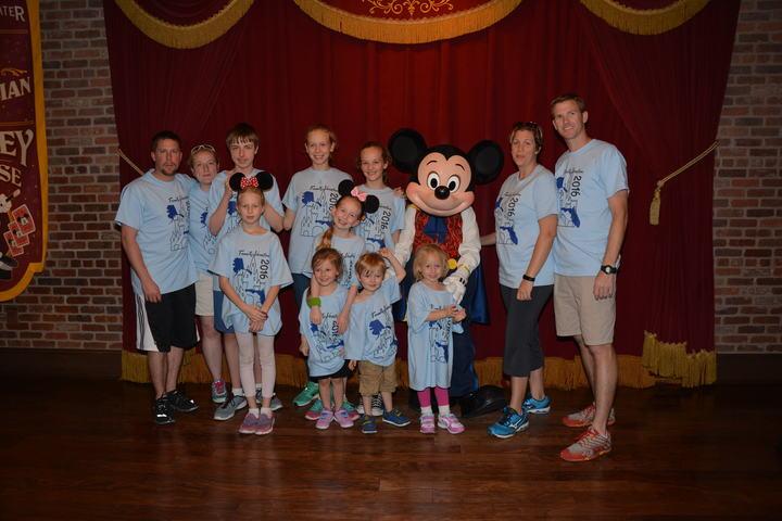 Dam Buskirk Family T-Shirt Photo