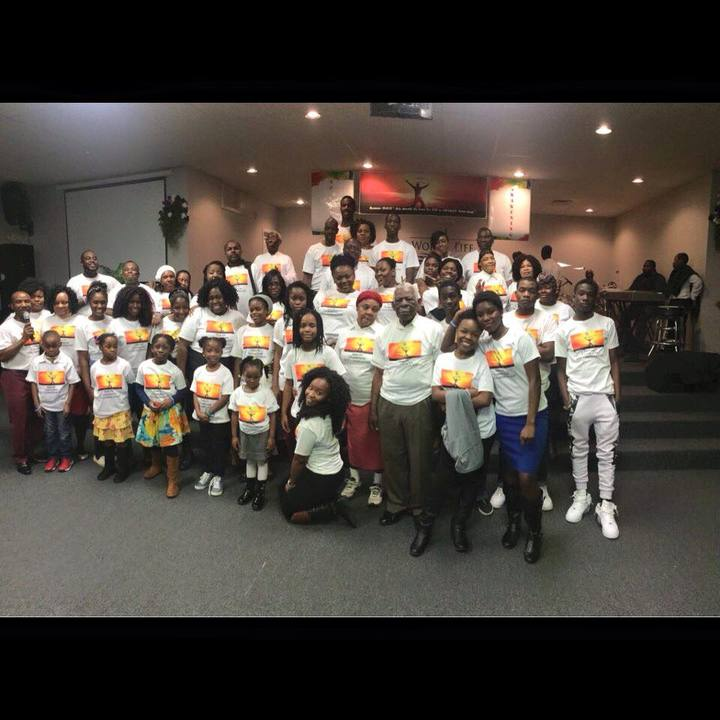 Wolc Youth 1st Annual Revival T-Shirt Photo
