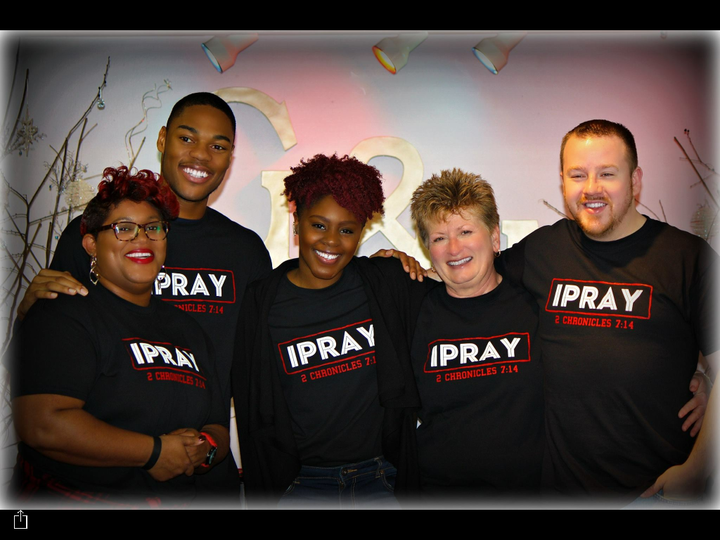 My Praise And Worship Team  T-Shirt Photo
