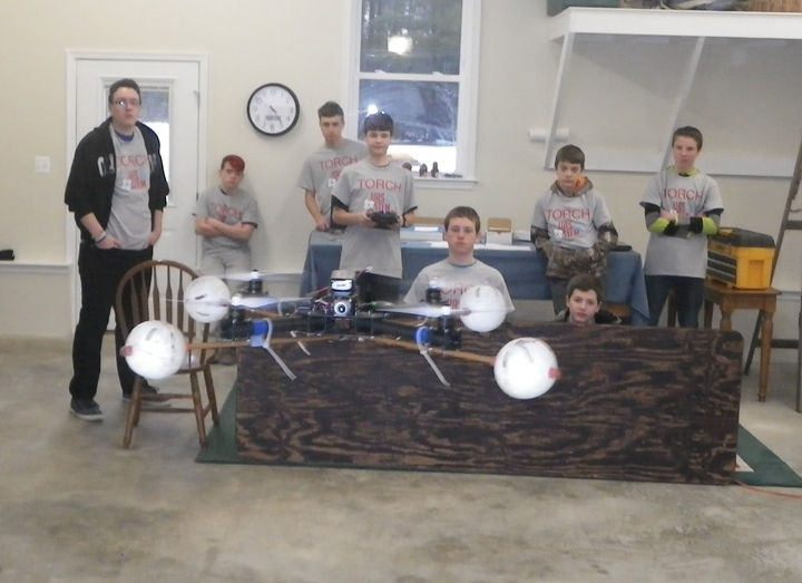 Uas4 Stem Team T-Shirt Photo