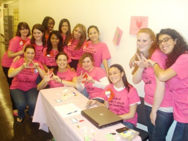 Kappa Delta Crush 09 T-Shirt Photo
