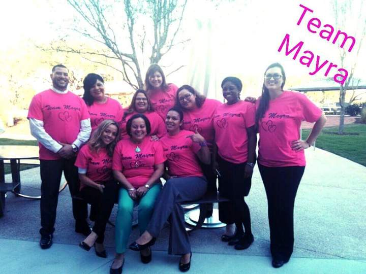 Team Mayra T-Shirt Photo