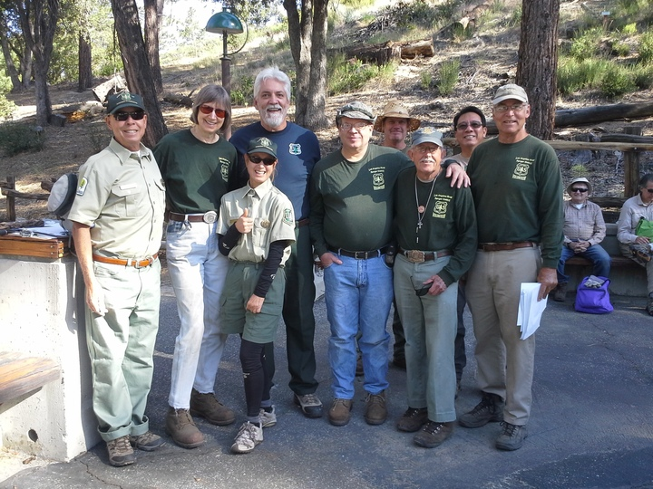 High Country Volunteers T-Shirt Photo