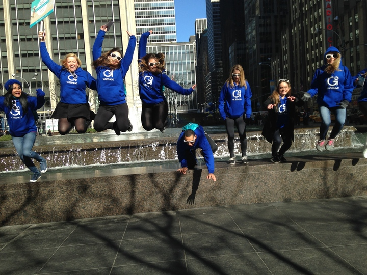 Teamzengo Takes Nyc! T-Shirt Photo