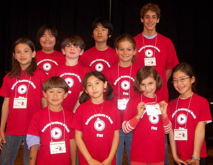 Berkeley Academy Of Music T-Shirt Photo