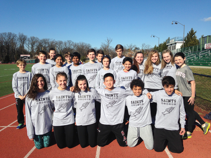Sssas Ms Winter Track T-Shirt Photo