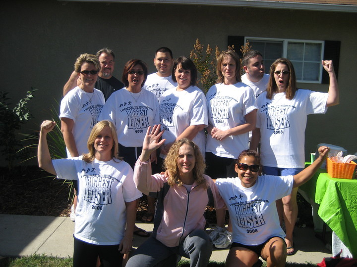Willowbrook Biggest Losers! T-Shirt Photo