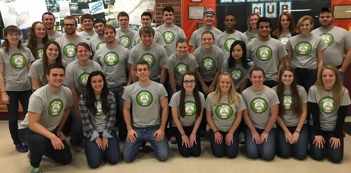 Entrepreneurs In Action   Fall Group, 2015 T-Shirt Photo