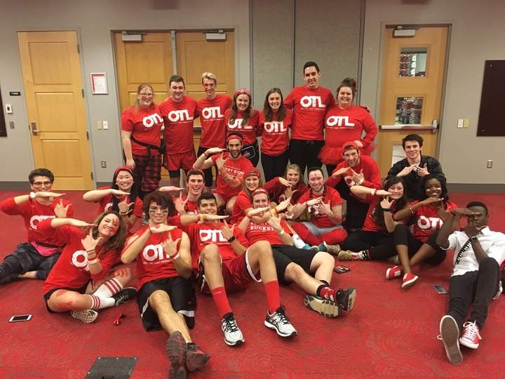 Off The Lake Productions Buckeye Thon Team T-Shirt Photo