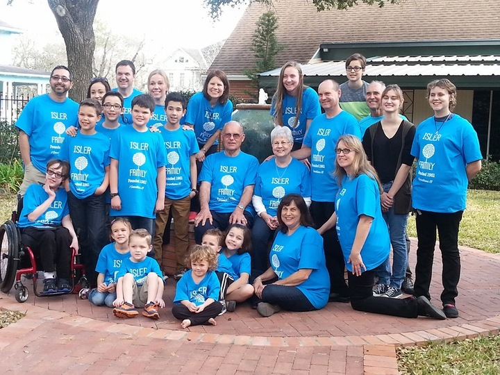 Isler Family  T-Shirt Photo
