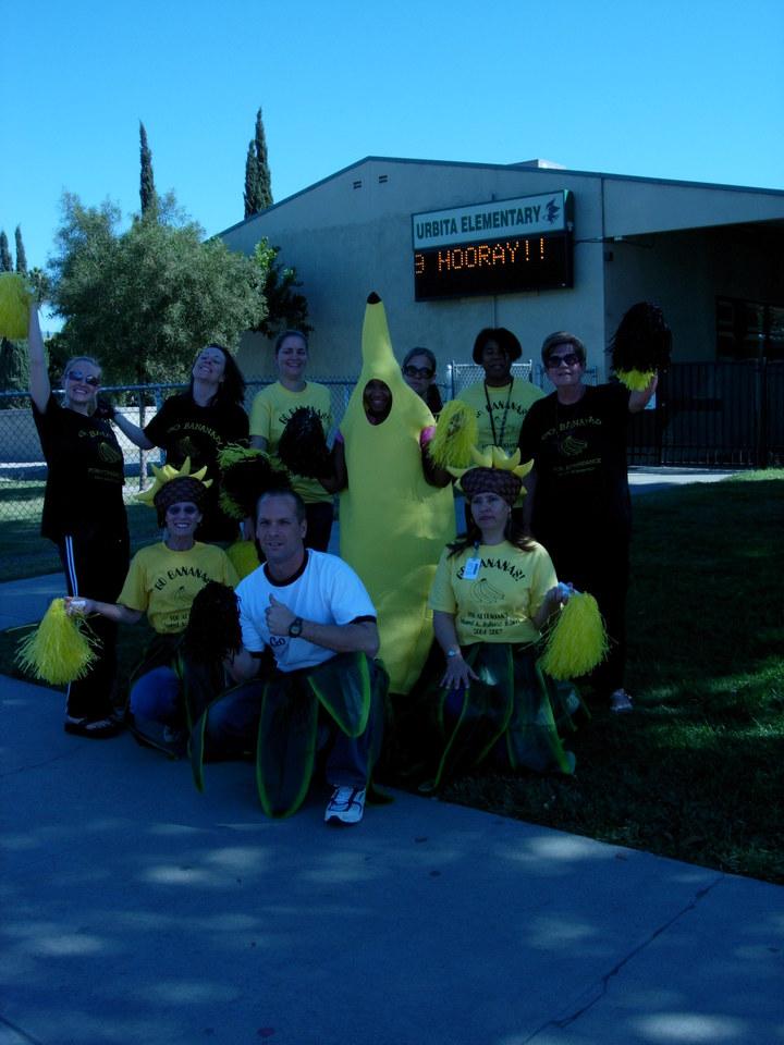 Great Banana Raid Of 2006 T-Shirt Photo