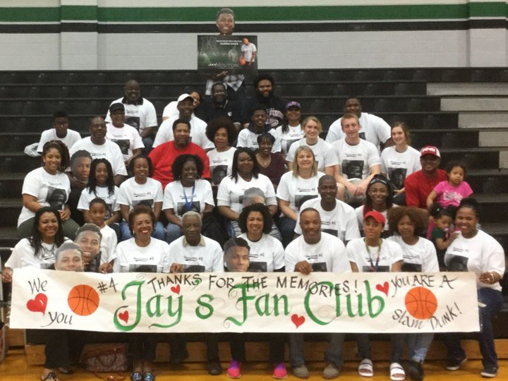 Jay's Sr. Nite Hoop Helpers  T-Shirt Photo
