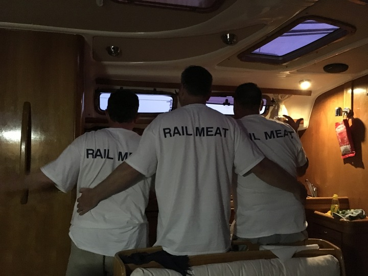 Rail Meat In Auckland T-Shirt Photo