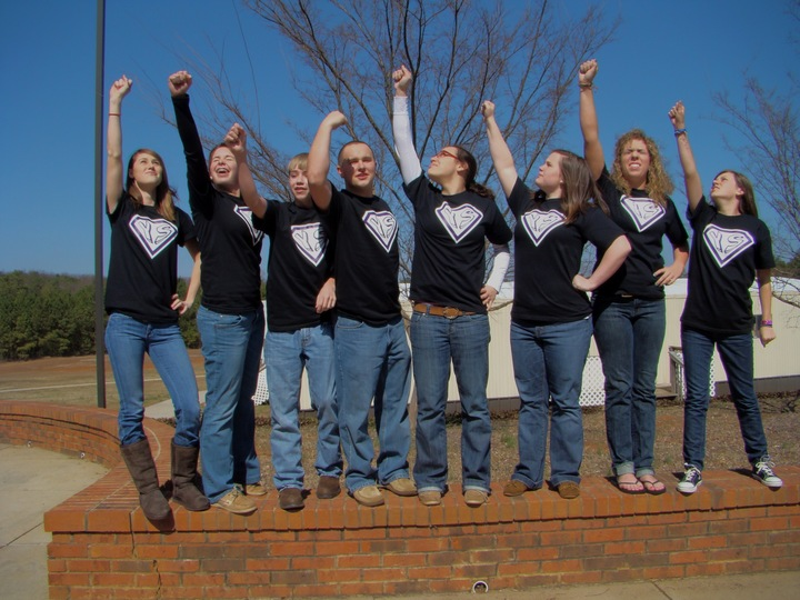 Super Yearbook Squad T-Shirt Photo