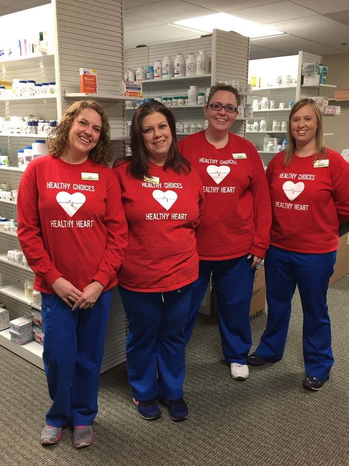 Hunter's Specialty Pharmacy T-Shirt Photo