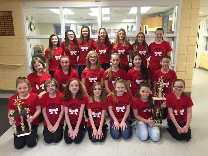 Bms Cheer Camps 14 16 T-Shirt Photo