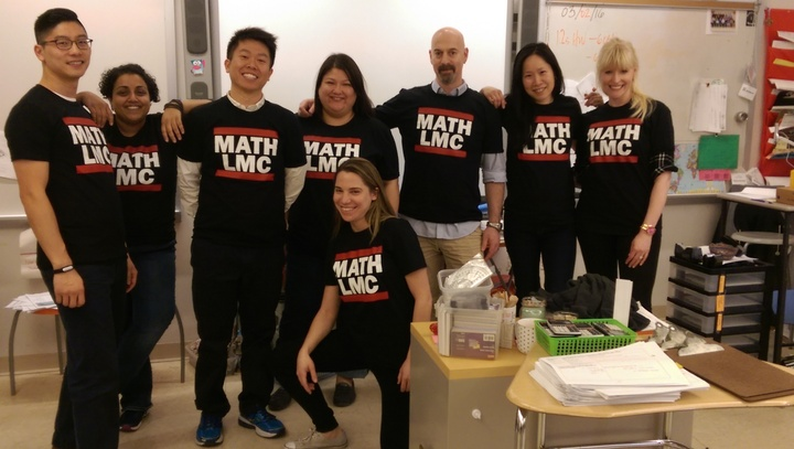 Lmc Celebrates Pi Day 2016! T-Shirt Photo