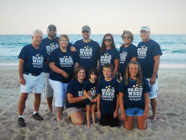 Carol's Crew T-Shirt Photo