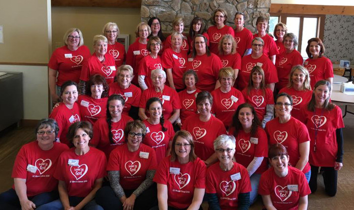 Ci C 2016 Women's Retreat T-Shirt Photo