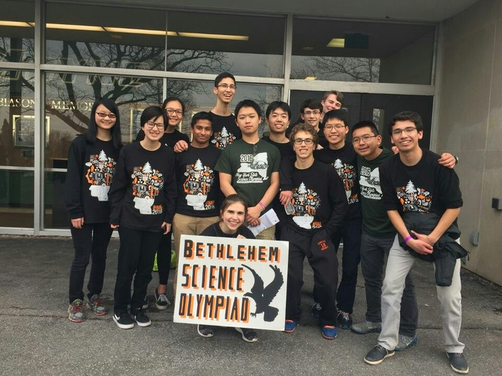 Bethlehem Science Olympiad  T-Shirt Photo
