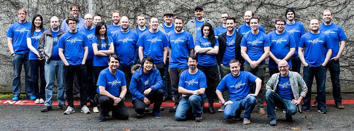 Team Holospark! T-Shirt Photo