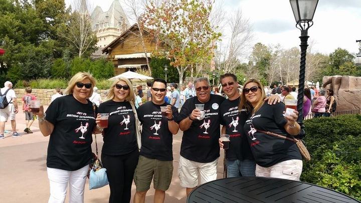 Joey C's 60th Birthday Extravaganza!  T-Shirt Photo