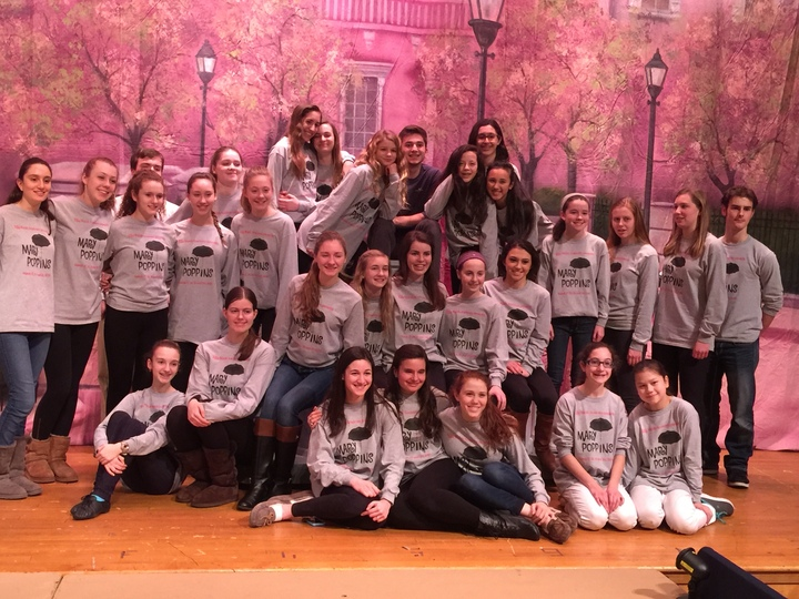 Vwa Spring Musical T-Shirt Photo