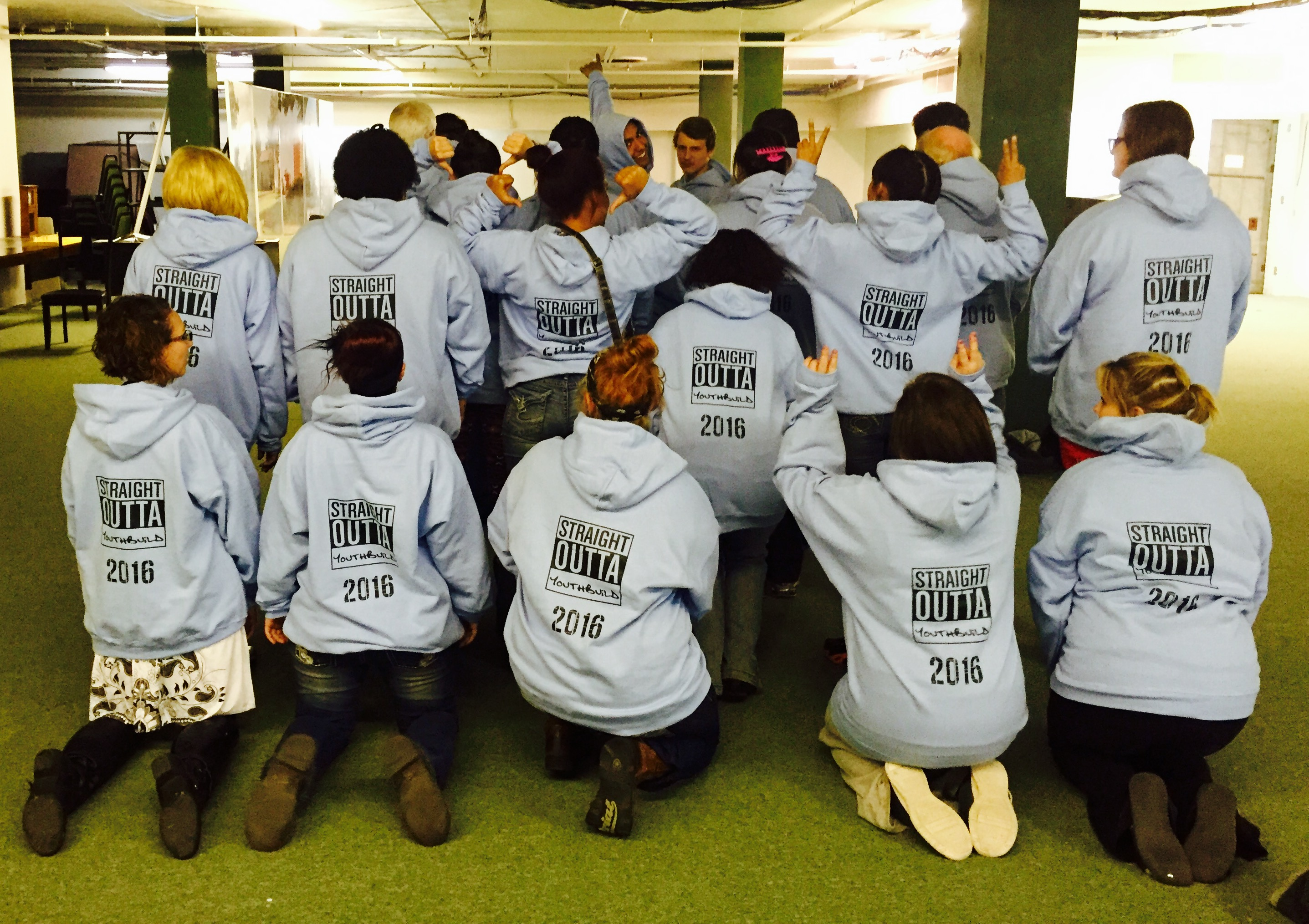 T shirt design youth - Cdsa Youth Build T Shirt Photo