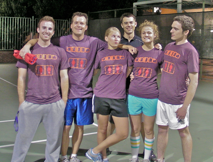 Intramural Dodgeball T-Shirt Photo