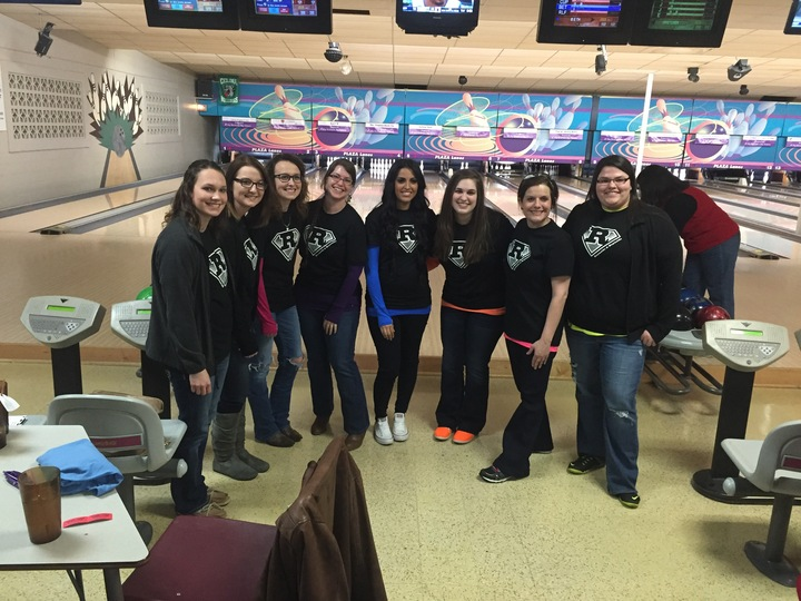 Bowling For Big Brothers Big Sisters T-Shirt Photo