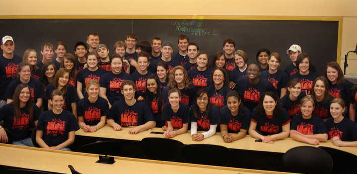 Kappa Psi Pharmacy Students T-Shirt Photo