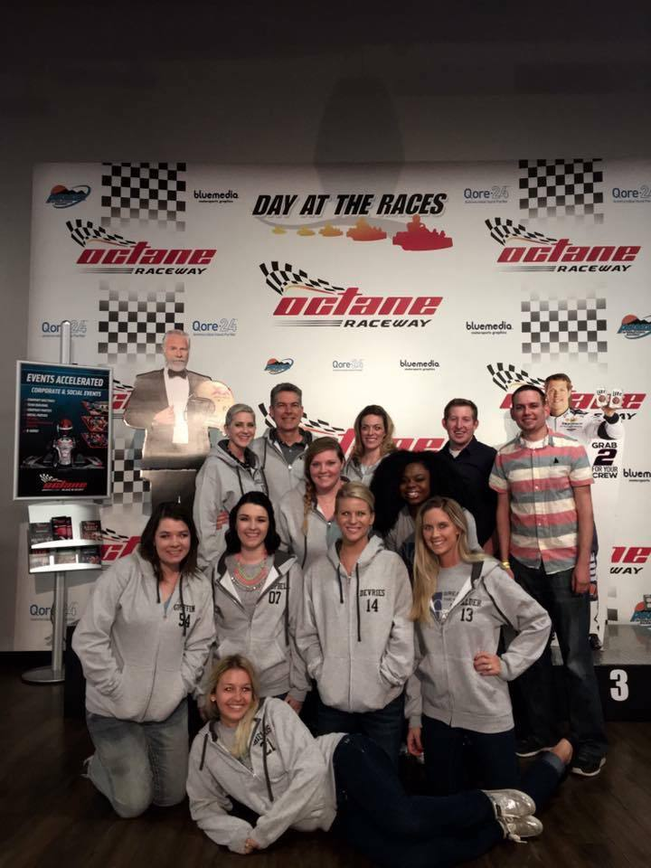 Octane Raceway Fun With The Firm! T-Shirt Photo