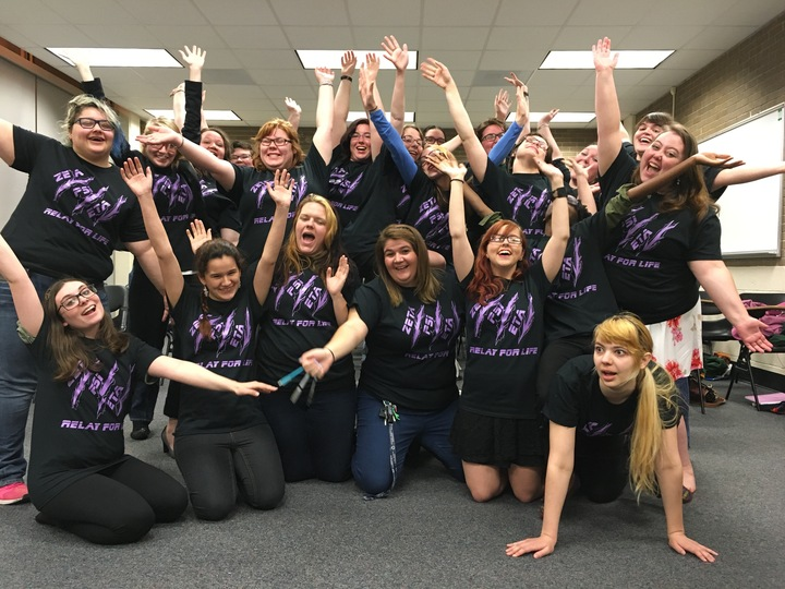 Relay For Life Shirts! T-Shirt Photo