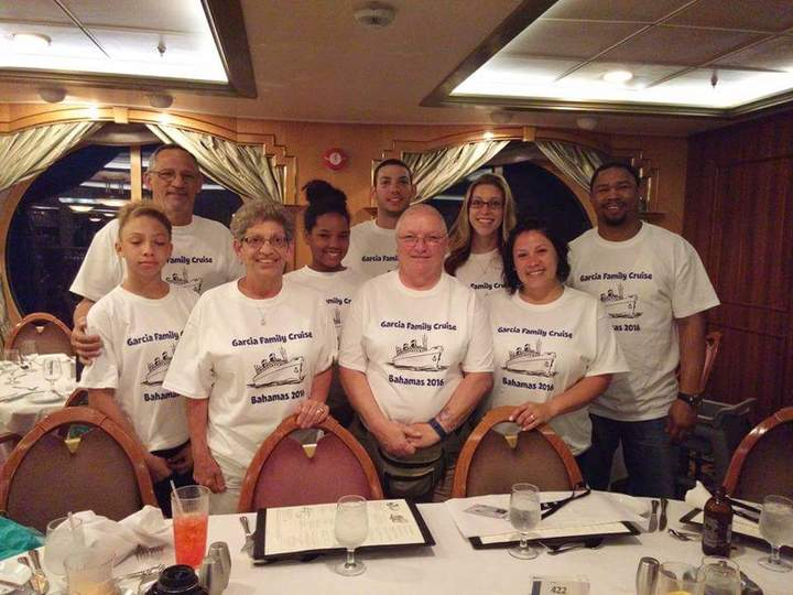 Bahamas Cruise 2016 T-Shirt Photo