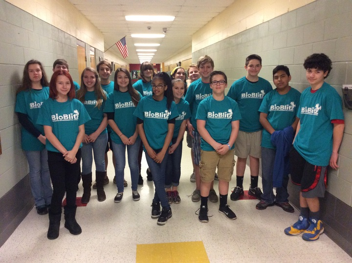 Bio Blitz 2016 T-Shirt Photo