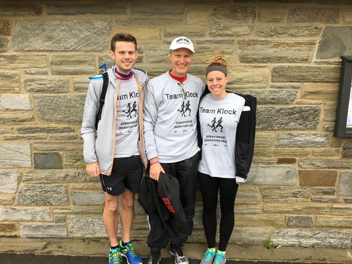 """Running """"Team"""" T-Shirt Photo"""