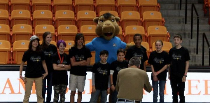 Archimedes' Argonauts At 2016 Science Olympiad T-Shirt Photo