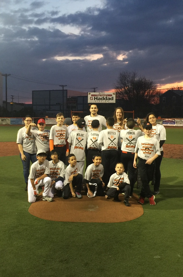 Mc Cabes Cal Ripken 10 12yr Old Baseball Team T-Shirt Photo