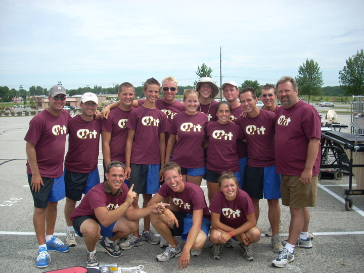 Cadets Pit 2008 T-Shirt Photo